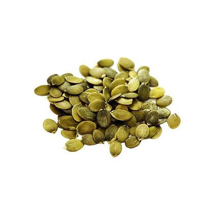 Семена тыквы  очищенные 1 кг.
