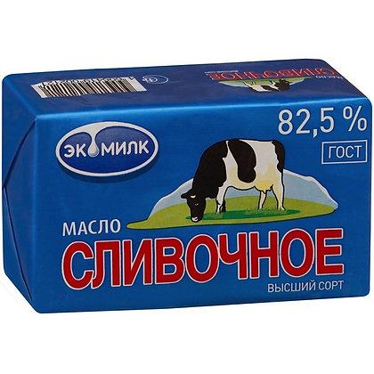 """Масло сливочное  82%  """"Вологодское""""  450 гр."""