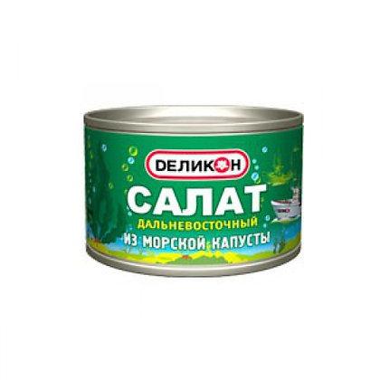 """Салат """"Дальневосточный"""" из морской капусты (Деликон) 220 гр."""