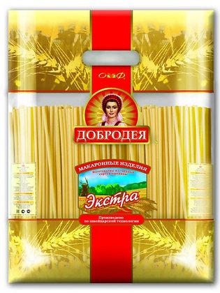 "Спагетти ""Добродея"" 0,9 кг."