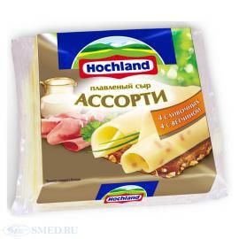 "Сыр плавленный ""Хохланд"" сендвич 45% 150 гр"