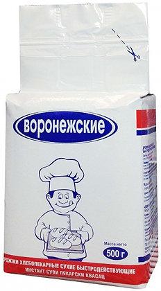 Дрожжи Воронежские 500 гр