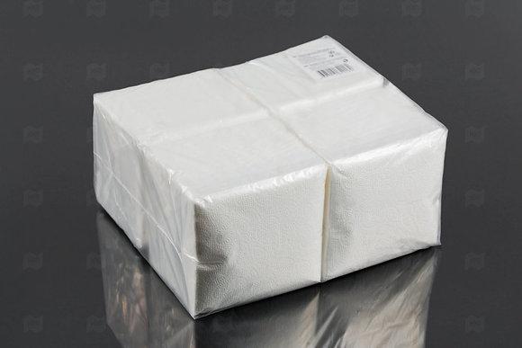 "Салфетки Solfi  ""Экономпак"" 25х25 см (1х100)  белые"