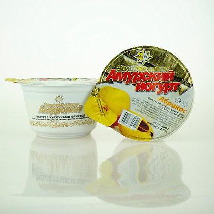 """Йогурт """"Амурский"""" молочный 250 г"""