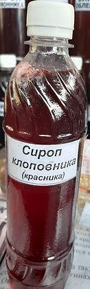 сироп клоповника (красника) 500мл.