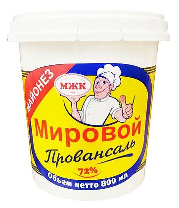 """Майонез """"Провансаль"""" Хабаровский МЖК 900 гр"""