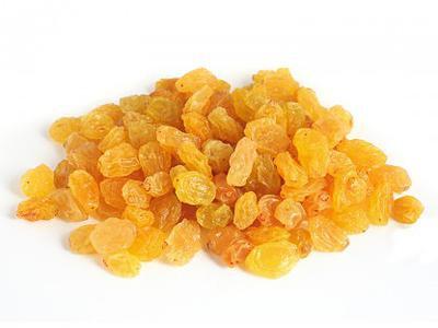 Изюм желтый 1 кг.