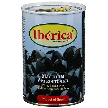 """Маслины """"IBERIKA"""" б/к 420 мл (ж/б)"""