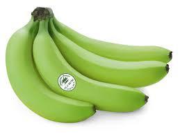Бананы зеленые 1кг.