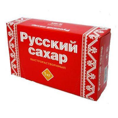 Сахар рафинад прессованый 1 кг.