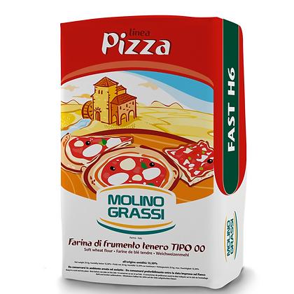 """Мука для пиццы """"00"""" Молино Грасси"""