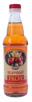 Уксус Яблочный 6% 500 мл