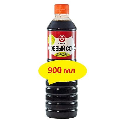 Соус соевый Обок 0,9л