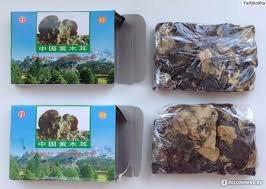 Грибы древесные сушеные 25 гр. (КНР)