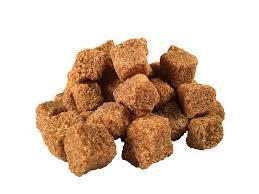 Сахар тросниковый кусковой 0,5 кг