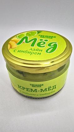 Крем-мёд Лайм с имбирем 1б.