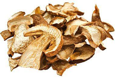 Белые грибы сушеные 50гр.