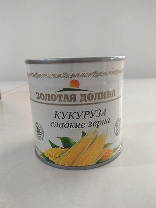 Кукуруза консервированная 0,425 кг.