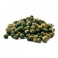 Перец зеленый горошком 100  гр.
