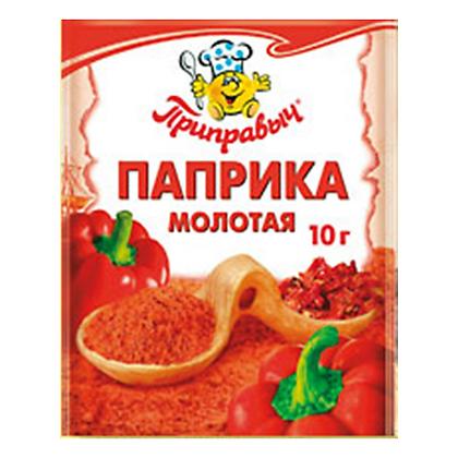 """Паприка красная """"Приправыч"""" 10 г."""