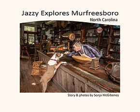 Jazzy Explores Murf cover General Store.