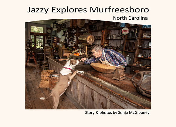 Jazzy Explores Murfreesboro (Order only via Historical Association Link)