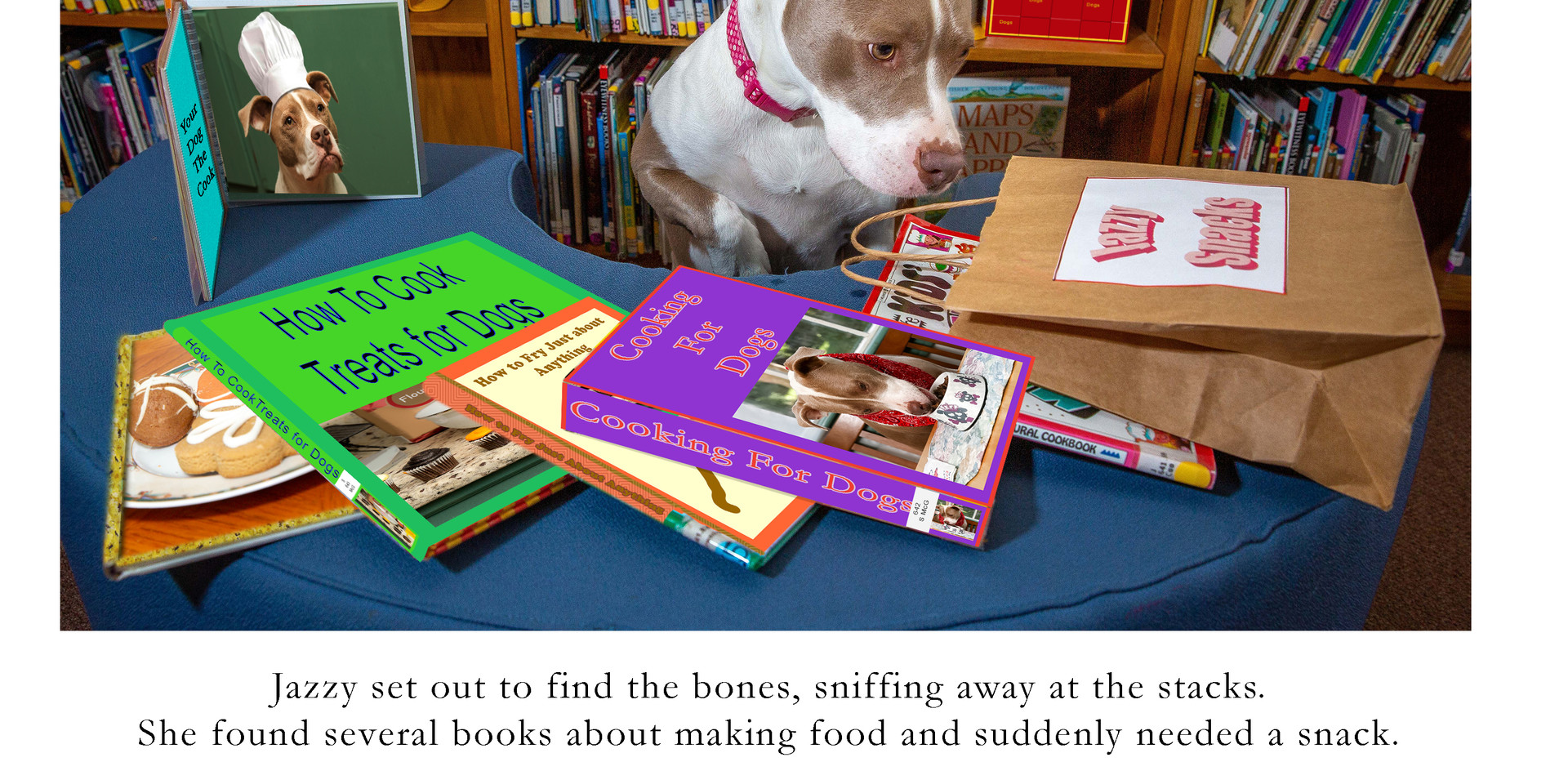 Jazzy Explores The Library page 2.jpg
