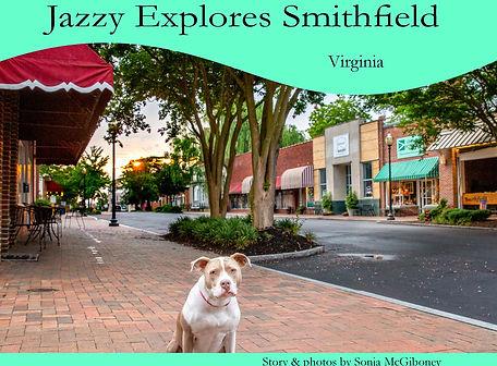 Jazzy Explores Smithfield cover1.jpg