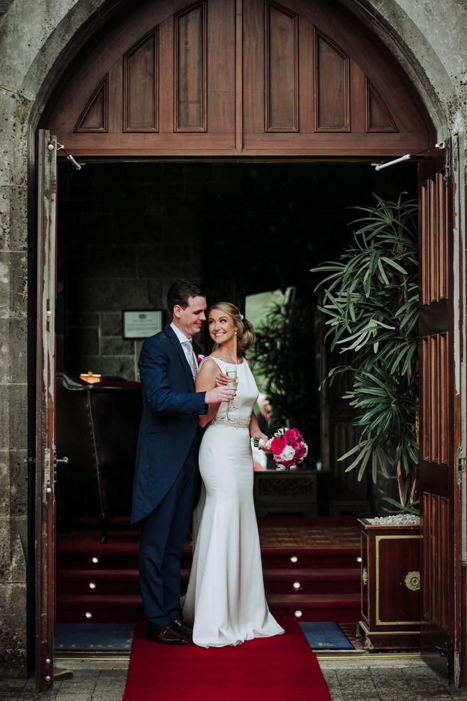 Lisa & Derek - Castle Kilronan