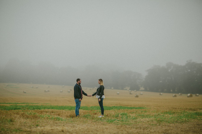 Anna & Darren - pre-wedding photo shoot