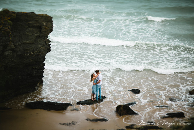 Niamh & Steve - pre-wedding photo shoot