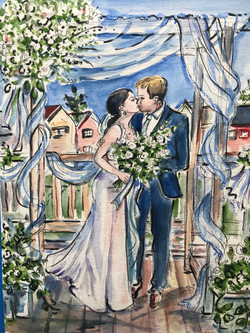 A Wedding on Zoom