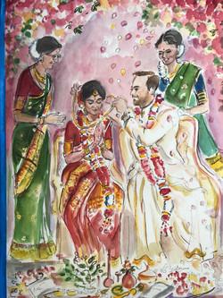 Vijaya getting married
