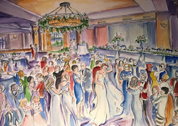 Algonquin Resort wedding of Natalie and