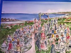 caitlin's wedding at white point resort
