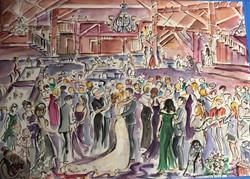 Leandra's wedding