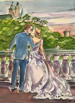 An Ottawa wedding