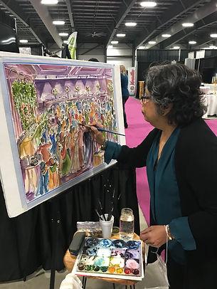 Ottawa Bridal show 2018