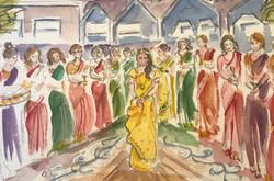 Sindu's Gaye Holud