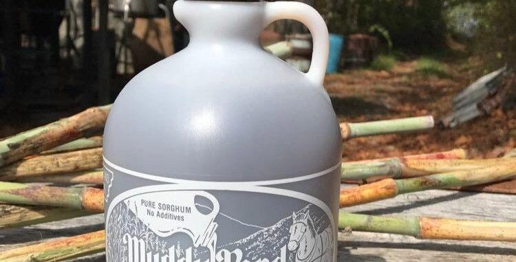1/2 Gallon Sorghum Syrup