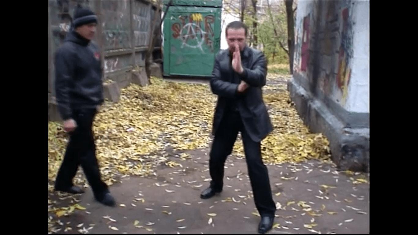 Юрий Кормушин, обучение Боевая техника Вин Чун - основы Юрий Кормушин, обучение Боевая техника Вин Ч
