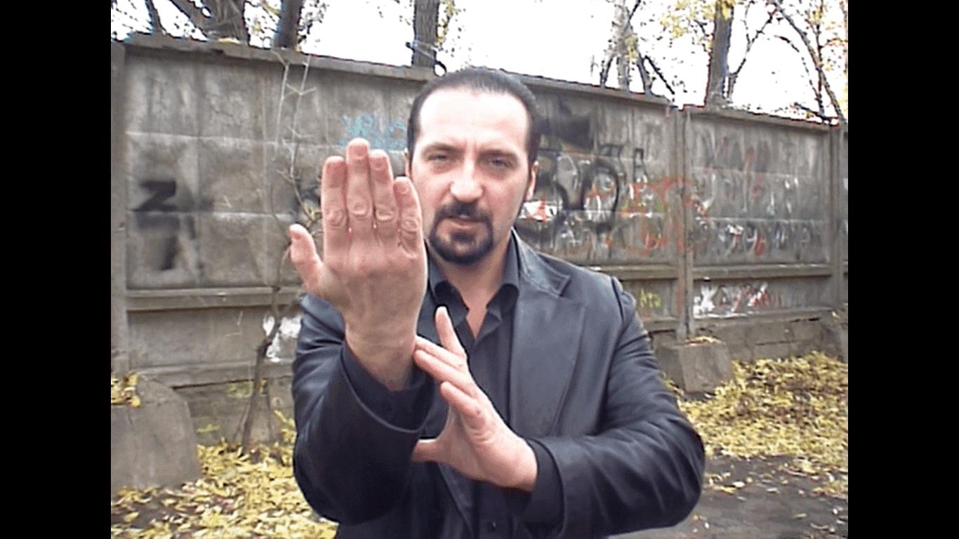 Юрий Кормушин, обучение Боевая техника Вин Чун - основы мастерства