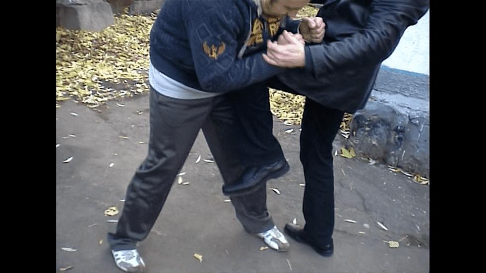 Часть 5. Атакующая техника ног