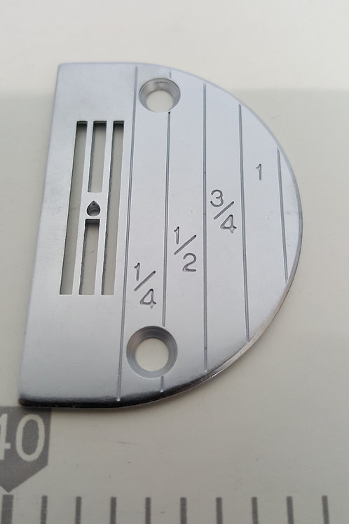Industrial Lockstich Needle Plate