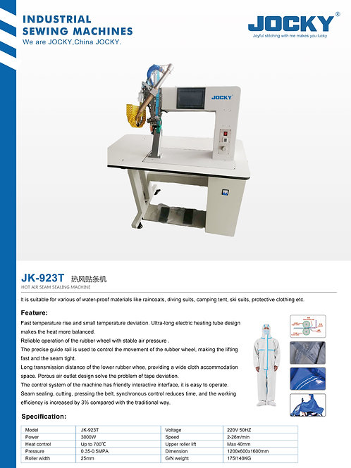 JK-923T Hot Air Sealing Machine