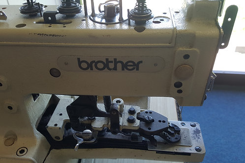 Brother LH4-B814 Button Hole Sewer - Used