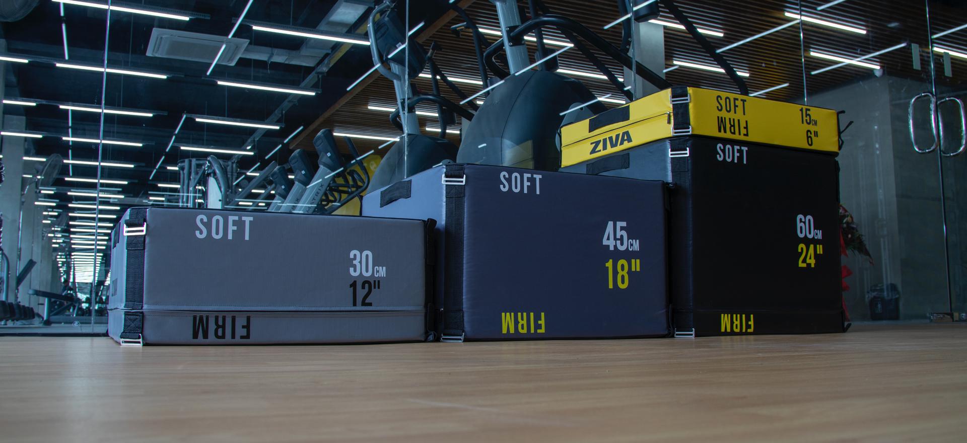 ZIVA Jumping Boxes