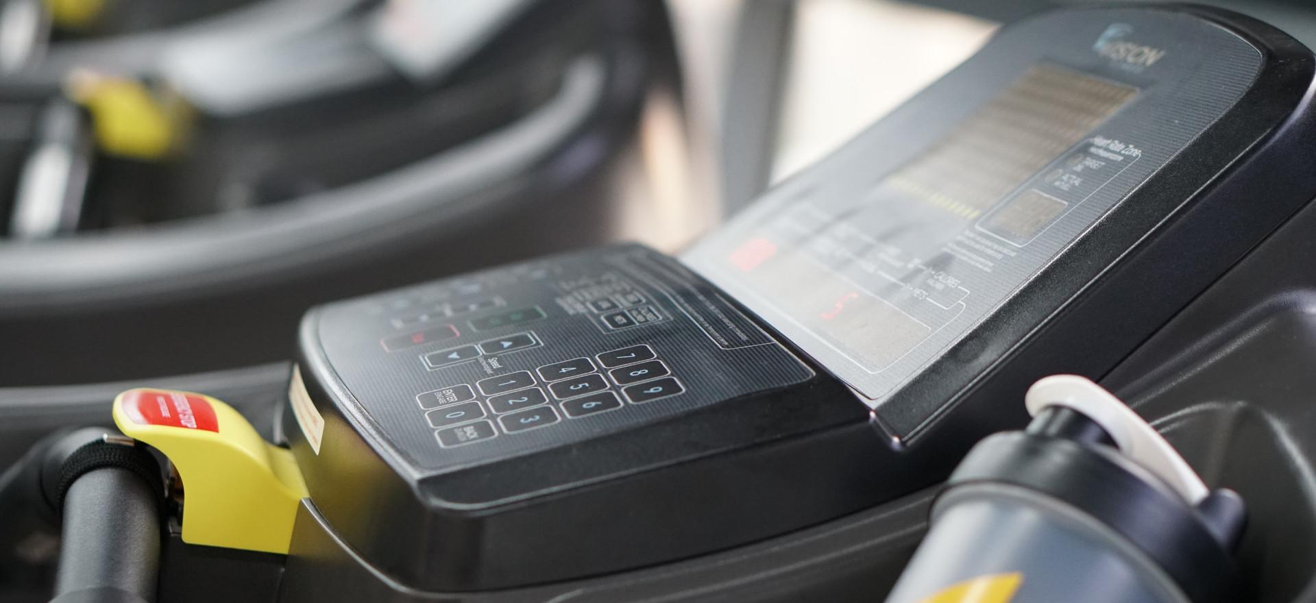 Vision Fitness T60 Treadmill