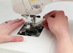 Maintaining your machine