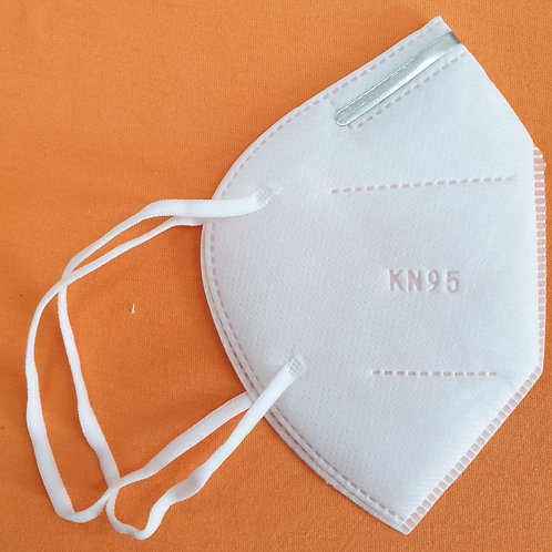 KN95 Particulate Respirator Face Mask (10pcs)